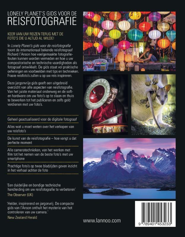 ,Lonely Planet`s gids voor de reisfotografie