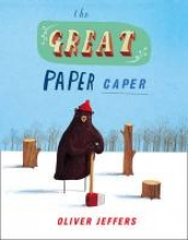 Oliver Jeffers The Great Paper Caper