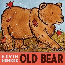 Henkes, Kevin Old Bear Board Book
