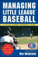 McIntosh, Ned Managing Little League
