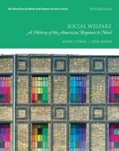 Stern, Mark J.,   Axinn, June Social Welfare