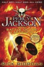 Riordan, Rick Percy Jackson 04 and the Battle of the Labyrinth