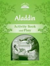 Arengo, Sue Aladdin Activity Book & Play
