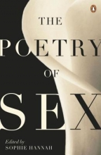 Sophie Hannah The Poetry of Sex