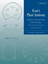 Ray F. Evert,   Susan E. Eichhorn Esau`s Plant Anatomy