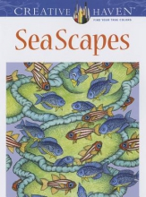 Patricia J. Wynne Creative Haven SeaScapes Coloring Book