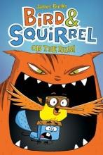 Burks, James Bird & Squirrel on the Run!