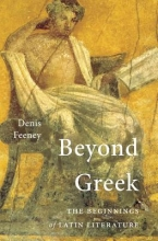 Feeney, Denis Beyond Greek