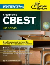 Sliter, Rick The Princeton Review Cracking the CBEST