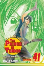 Konomi, Takeshi The Prince of Tennis, Volume 41