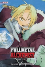 Arakawa, Hiromu Fullmetal Alchemist 16-17-18