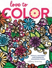 Tiffany Lovering Love to Color