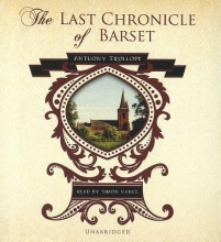 Trollope, Anthony The Last Chronicle of Barset