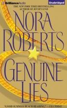Roberts, Nora Genuine Lies