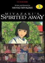 Miyazaki, Hayao Spirited Away Film Comic 3