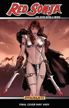 Red Sonja: She-Devil with a Sword Volume 8