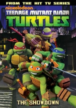Sternin, Joshua,   Ventimilia, J. R. Teenage Mutant Ninja Turtles Animated 3