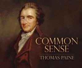 Paine, Thomas Common Sense