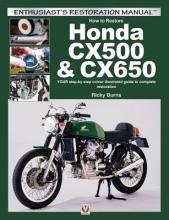 Ricky Burns How to Restore Honda Cx500 & Cx650