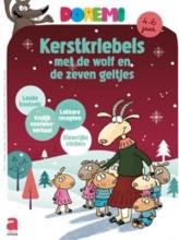 , Winterboek: Kerstkriebels met de wolf en de zeven geitjes