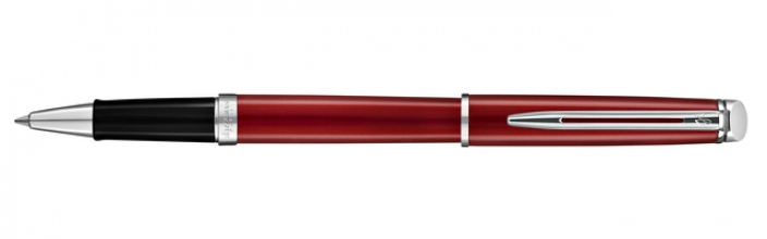 , Rollerpen Waterman Hémisphère Red CMT F giftbox