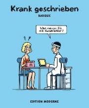 Badoux, Christophe Krank geschrieben