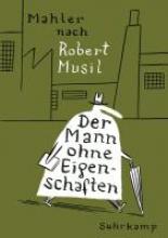 Mahler, Nicolas Der Mann ohne Eigenschaften