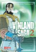 Yukimura, Makoto Vinland Saga 02
