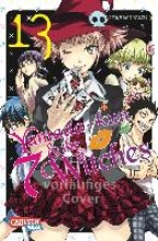 Yoshikawa, Miki Yamada-kun and the seven Witches 13