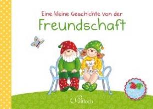 Herr Fr�hlich & Fr�ulein Lustig: Eine kleine Geschichte von der Freundschaft