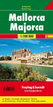 , Mallorca, Planungskarte 1:100.000