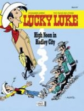 Morris Lucky Luke 67 High Noon in Hadley City