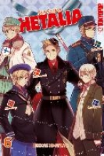 Himaruya, Hidekaz Hetalia - Axis Powers 06