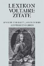 Lautenbach, Ernst Lexikon Voltaire Zitate