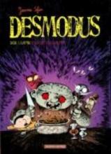 Sfar, Joann Desmodus 04. Desmodus der Vampir und die Kaka-Suppe