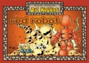 Hofmann, Holger Die Kolkas 5: Red Robot