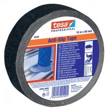 , Antisliptape Tesa 60950 15mmx50m zwart