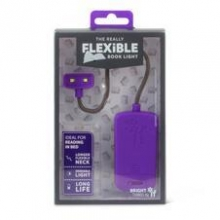 , The Really Flexible Book Light - Purple