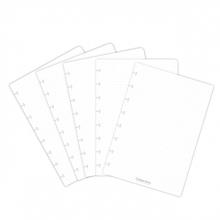, Uitbreidingsset Correctbook A5 met 5 puntjes bladen