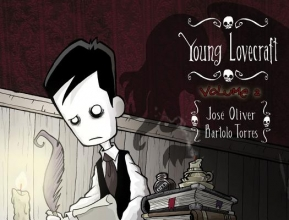 Oliver, Jose Young Lovecraft 2