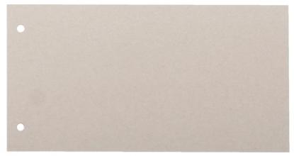 , Scheidingsstrook Quantore 120x230mm grijs
