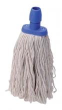 , Mop King Spaanse mop katoen 250gr wit