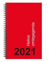 , Helios omlegagenda 2021