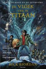 Rick  Riordan De vloek van de Titaan