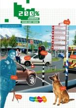Ilse  Ouwens 200% 3 vmbo-k Leeropdrachtenboek