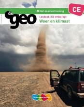 Peter  Doppen, Henk  Groen, Chris  Jong Weer en klimaat 3/4 vmbo-kgt CE Lesboek