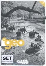 , De Geo 1 werkboek vmbo-bk
