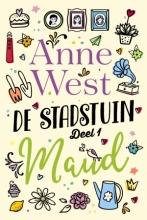Anne West , , Maud