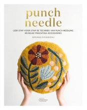 Arounna Khounnoraj , Punch needle