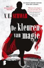 V.E. Schwab , De kleuren van magie